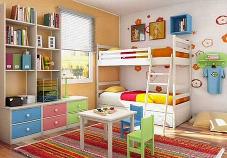 foto de quarto infantil