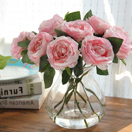 flores de verdade