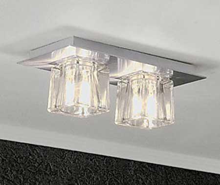 luminárias modernas de teto