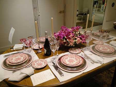 Mesa de Jantar Decorada