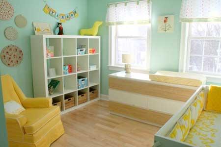 como decorar quarto infantil