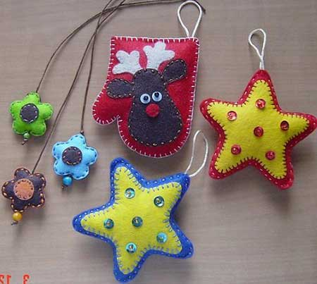imagens de artesanato de natal