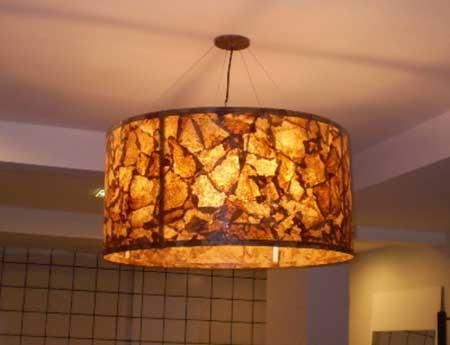 fotos de luminárias de teto
