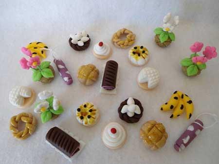 artesanato em biscuit