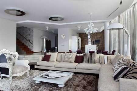 fotos de salas luxuosas