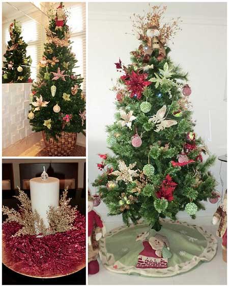 decoracao arvore de natal reciclavel : decoracao arvore de natal reciclavel:Início » Decoração de Festas » Decoração para Natal 2015: Fotos