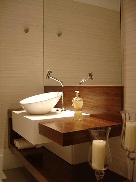 decora o de lavabos pequenos grandes simples de luxo. Black Bedroom Furniture Sets. Home Design Ideas
