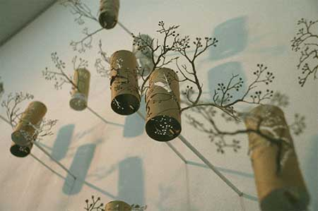 decoração com reciclagem
