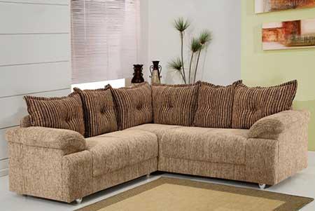 modelos de sofá de canto