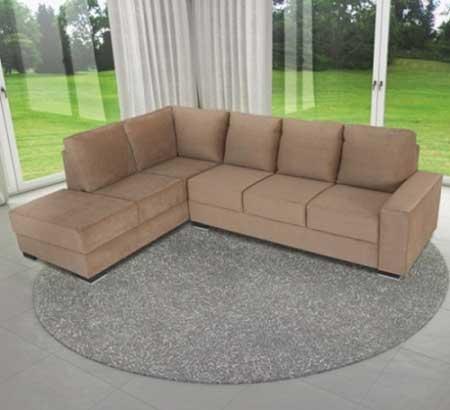 Sof de canto grande pequeno fotos dicas imagens - Modelos de cojines para sofas ...