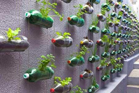 como fazer jardins