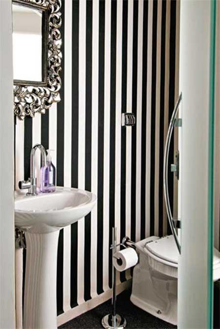 decoração de lavabos