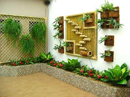 dicas de como fazer jardins