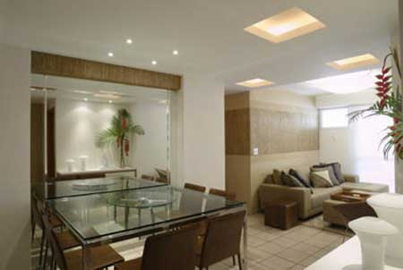 50 dicas como decorar apartamentos pequenos for Apartamentos decorados pequenos