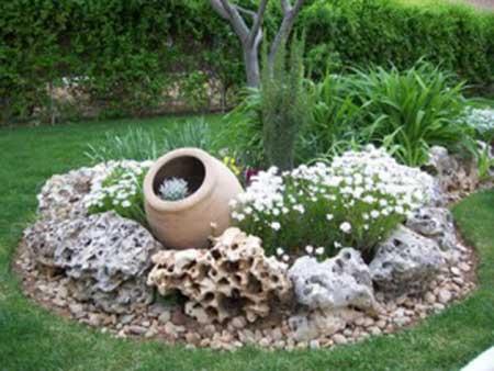 como criar jardim