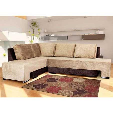 foto de sofá de canto