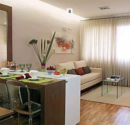 Imagens de Decoração de Apartamentos Pequenos