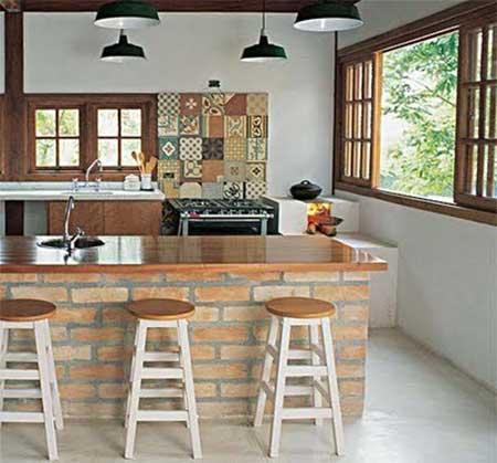 Pisos para cozinha fotos tipos ideias modelos dicas for Modelos ceramica para pisos cocina