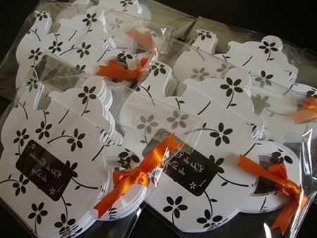 modelos de convites de chá de panela