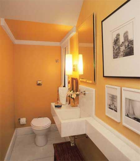 dicas de decoração de lavabos