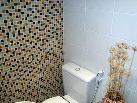 tipos de revestimentos para banheiros
