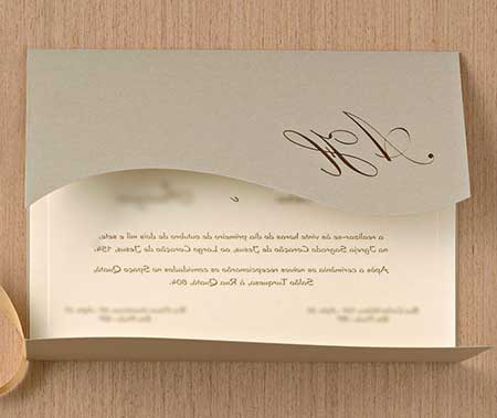 dicas de convites de casamento
