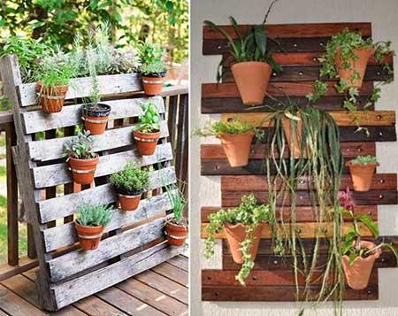 dicas de decoração de jardim