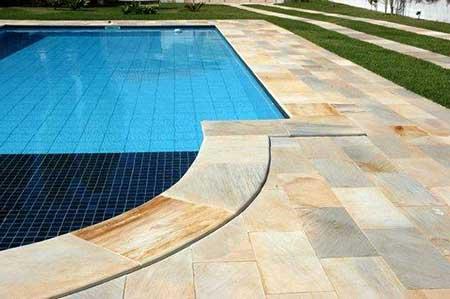 Fotos de pisos para piscina