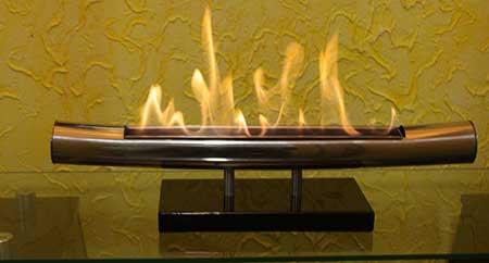 com fogo
