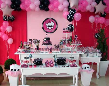 como decorar festa