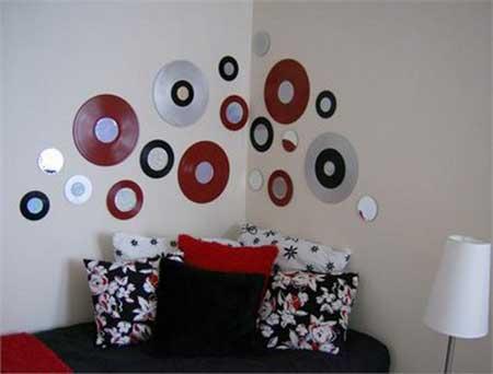 imagens de decoração com vinil