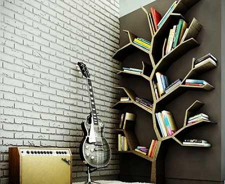 para sua biblioteca