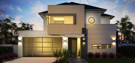 fotos de modelos de fachadas