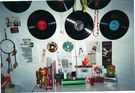 fotos de disco de vinil