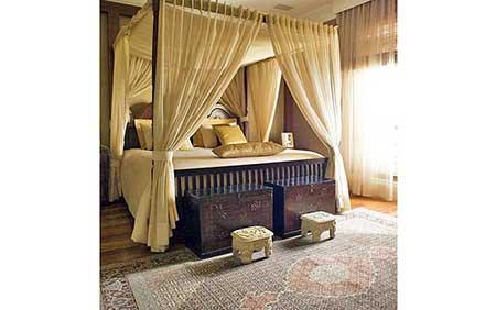 decoração de tapetes