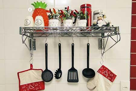 como deixar cozinha decorada