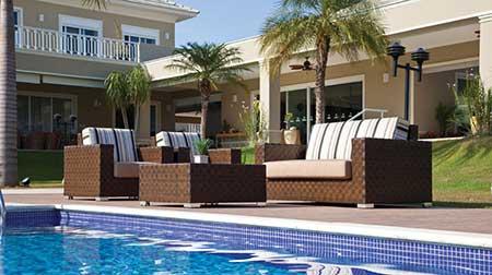modelos de móveis para jardins