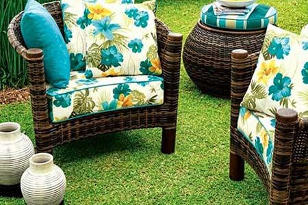 dicas de móveis para jardins