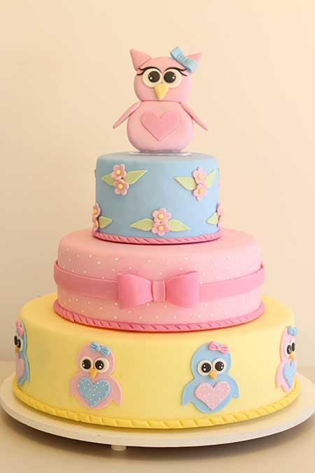 dicas de decoração de bolo