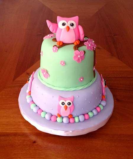 imagens de decoração de bolo