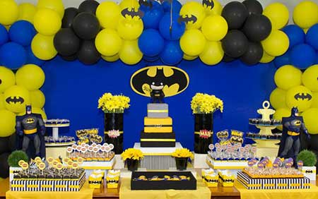 festa do batman