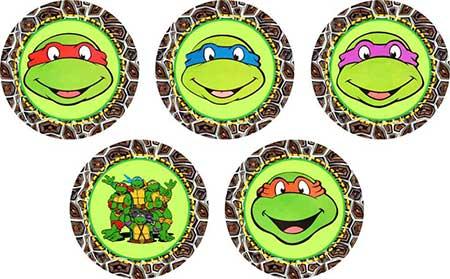 Decorao de festa tartarugas ninja dicas fotos aniversrio dicas de como decorar thecheapjerseys Image collections