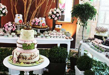 imagens de mesa decorada