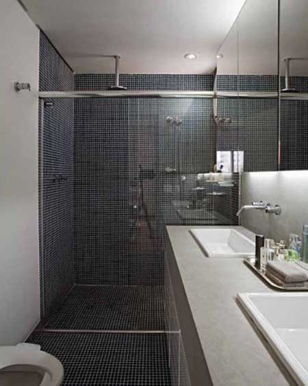 fotos de piso para banheiro