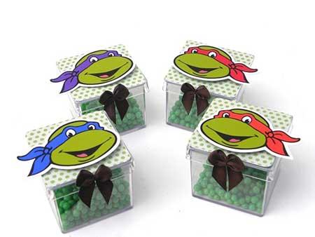 aniversário tartarugas ninja