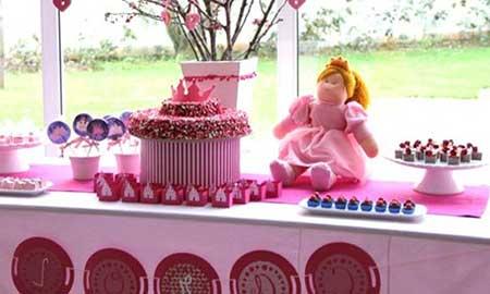 aniversário da barbie
