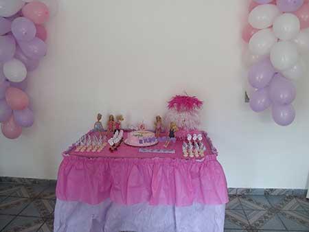como decorar a mesa