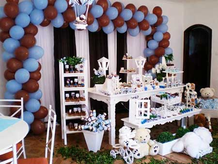 decoração fazendinha de festa