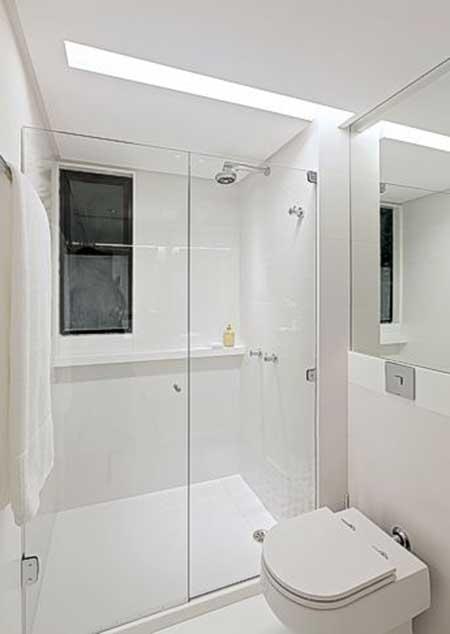 piso para banheiro