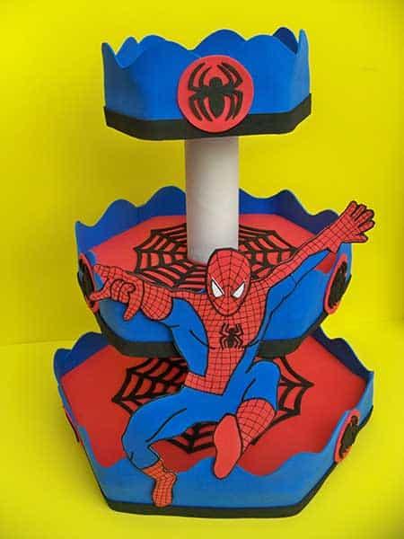 imagens de aniversário do homem aranha